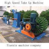 Cable automática máquina de envoltura de bobinado retomar la máquina