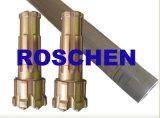 Abaixo dos bits de tecla do furo SD10-279mm DTH