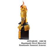 Terno do samurai da arte de armadura japonês Jotar105 Wearable