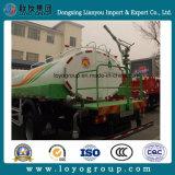Sinotruk HOWO 4X2 8t Camion de pulvérisation d'eau 8000L d'eau Ssprinkler chariot