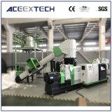 Película y escamas del PE de los PP que reciclan la máquina de granulación