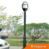 jardín decorativo poste ligero del parque de 30W LED