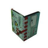 Caixa de cartão feita sob encomenda regular da cópia de cor