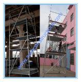 Système d'échafaudage de Ringlock de poudre pour la construction