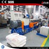 Plastic Pelletiseermachine voor de TweelingExtruder van de Schroef