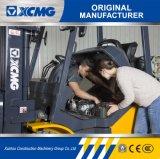 XCMG бензина и Газовый погрузчик от 1 до 5 тонн вилочный погрузчик с Nissan двигатель для продажи