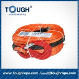 Synthetic Winch Rope (ATV and SUV Trunk Winch) 4mm-16mm with Softy Eyelet G80 Hook
