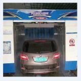 2017 de haute qualité de la machine de lavage de voiture de retournement automatique avec sécheur