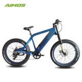 2017 Aimos Nouveau Nouveau Nouveau 26pouces Hydralic frein pneumatique de gras cachés vélo électrique de la batterie de graisse