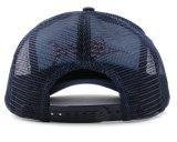 Casquillo del deporte del béisbol de la insignia del bordado del casquillo del puré