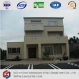 Estructura de acero Sinoacme Casa con panel de ALC