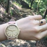 최신 판매 새로운 형식 고전적인 간단한 남자의 나무로 되는 시계