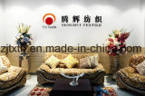 Hauptgewebe, Sofa, Polsterung-Gebrauch und materielles Jacquardwebstuhl-Gewebe des Vorhang-100%Polyester