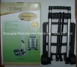 Carro de alumínio de dobramento portátil da bagagem (HT030A)