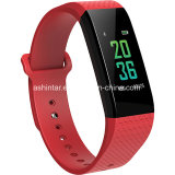 Intelligente Armband-Puls-Blutdruck-Blut-Sauerstoff-Monitor-Eignungintelligenter Wristband