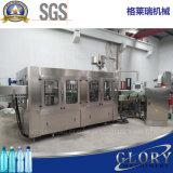 Enchimento de lavagem automática 3 em 1 de Nivelamento da Máquina para garrafas de água potável