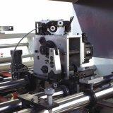 Dobrador automático Gluer da caixa da caixa e máquina do rebitador