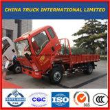 Flatbed MiniVrachtwagen HOWO met 120 PK Rhd/LHD