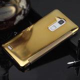 Galvanizar o telefone da caixa do espelho para Huawei P10 Lite