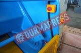 CNC de corte de esquileo hidráulico esquileo máquina (cizalla) 4X4000