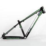 La aleación de aluminio AL6061 24pulgadas Bicicleta de Montaña MTB Frame
