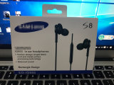 Auriculares estéreo micrófono auricular de Samsung S8 Plus