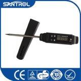Edelstahl-Fühler-Fühler-Digital-Thermometer