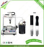 Máquina de rellenar de relleno de la pluma del vaporizador de Cbd de la robusteza del cigarrillo disponible de E