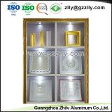 Material decorativo de tecto falso de metal com a norma ISO9001