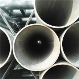 Resíduos explosivos de tubo de aço equivalente a BS1387 Classe a-1, Gpe, de 6 metros de comprimento