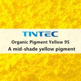 صبغ عضويّة أصفر 95 لأنّ بلاستيك ([أزو] تكثّف صبغ أصفر)