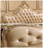 سرير خشبيّة مع أداة تسوية طاولة لأنّ خشبيّة غرفة نوم أثاث لازم مجموعة