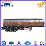 Des Aluminiumlegierung-Kraftstoff-Treibstoff-/Benzin-/Öl-/LPG Tanker für Speicherung