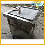 La fritura de la máquina de helados equipos para helado de Laminados