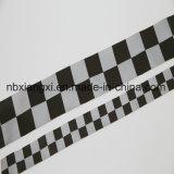 Polyester haute visibilité T/C réfléchissants matériau pour la sécurité de bandes de tissu