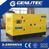 Generador diesel silencioso portable de Denyo Ricardo 40kw/50kVA Weifang