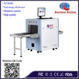 Máquina de raios X de inspeção de segurança de raios X Sala Scanner Tamanho do túnel: 50 * 30cm