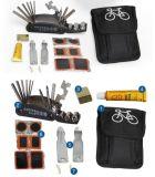 15 en 1 Multi llave Allen hexagonal destornillador Travel Kit de herramientas de reparación para bicicleta