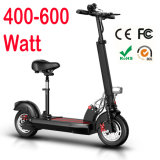 500W 48V 15ah Samsung Lithium Battery Electrical Scooter