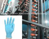Examinational abatido Guante Guante de inspección de la máquina que hace la máquina