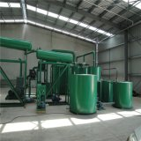 Завод регенерации масла смазки Jnc Китая