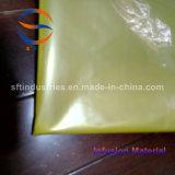 Белая ткань суфлера цвета для вливания вакуума