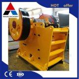 Hohe Leistungsfähigkeits-Kiefer-Zerkleinerungsmaschine Pex Serie