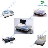 Medical portable écran tactile LCD avancé Lecteur de microplaques Elisa Elisa Prix de l'analyseur