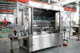 Fabrication linéaire automatique de machine de remplissage de pétrole de /Edible d'huile de cuisine/huile d'olive