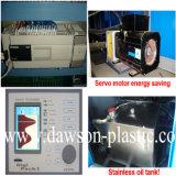 машинное оборудование воздуходувки бутылки масла 4L HDPE/PE передвижное