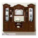 Китайский античный деревянный шкаф TV центра для дома