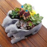 De in het groot Nieuwe Eerlijke Mooie Potten van de Bloem van het Ontwerp van Nice van Schapen Miniatuur