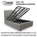저장 공간 (M002)를 가진 미국 대중적인 작풍 직물 가스 상승 침대