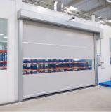 Дверь PVC быстрой штарки ролика высокоскоростная с дистанционным управлением